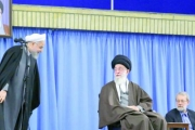 إيران في عنق الزجاجة