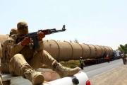 فرنسا ترسل قطعا مدفعية للعراق