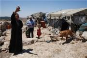 القضاء الإسرائيلي سيقرر مصير خربة زنوتة الفلسطينية بسبب موقع أثري