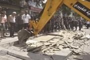 بلدية الغبيري: محسوبية في إزالة التعديات
