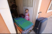 أطفال الحصار في مدينة داريا السوريّة يكتشفون المثلّجات والبسكويت