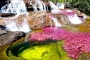 بالصور.. أجمل الأنهار والبحيرات الملونة في العالم