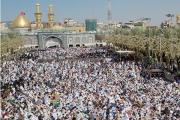 بعدما حرمتهم حكومتهم من الحج.. مليون إيراني في كربلاء لأداء «زيارة عرفة»