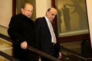 جنبلاط يقرأ نيابياً ورئاسياً في تفاهم عون - جعجع