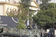 كواليس اللقاء «الودِّي» في المحكمة العسكرية... طيّارة ومدفع!