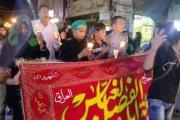 دمشق تكتسي بالأسود لإحياء عاشوراء