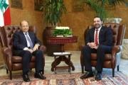 عون والحريري متفاهمان على ولادة سريعة لحكومة متوازنة