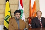 «حزب الله» يسدد «دينه» الرئاسي لعون ويرفض استخدامه ضد «المردة» و «الكتائب»