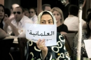 العلمانجيون العرب دواعش بدون لحى