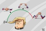 النزاع السوري: الاختبار الأول بين ترامب وبوتين