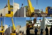 بناء السور حول مخيم عين الحلوة: جدار أمني أم «جدار فصل»؟