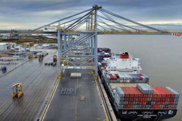 «دبي العالمية» تريد إقامة مشروعات لوجيستية لنقل البضائع في الهند