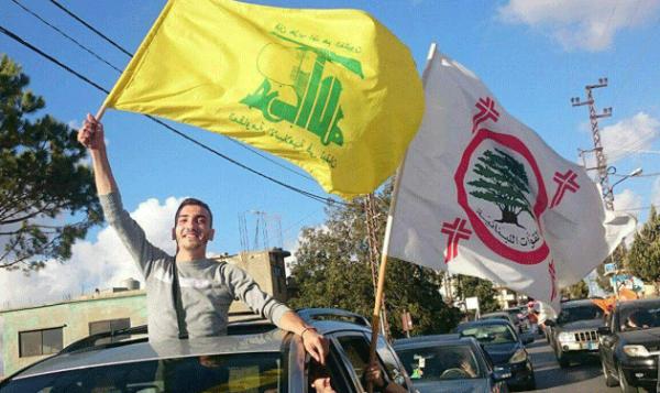 حزب الله والقوات والنورس ثالثهما