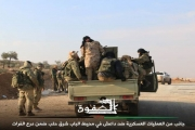 تعثر 'درع الفرات'.. و'داعش' يستقدم أسلحة من تدمر