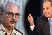 مصر في الأزمة الليبية: رهان على حفتر.. ودعم استخباراتي