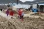 الشتاء يزيد الطين بلة على النازحين السوريين